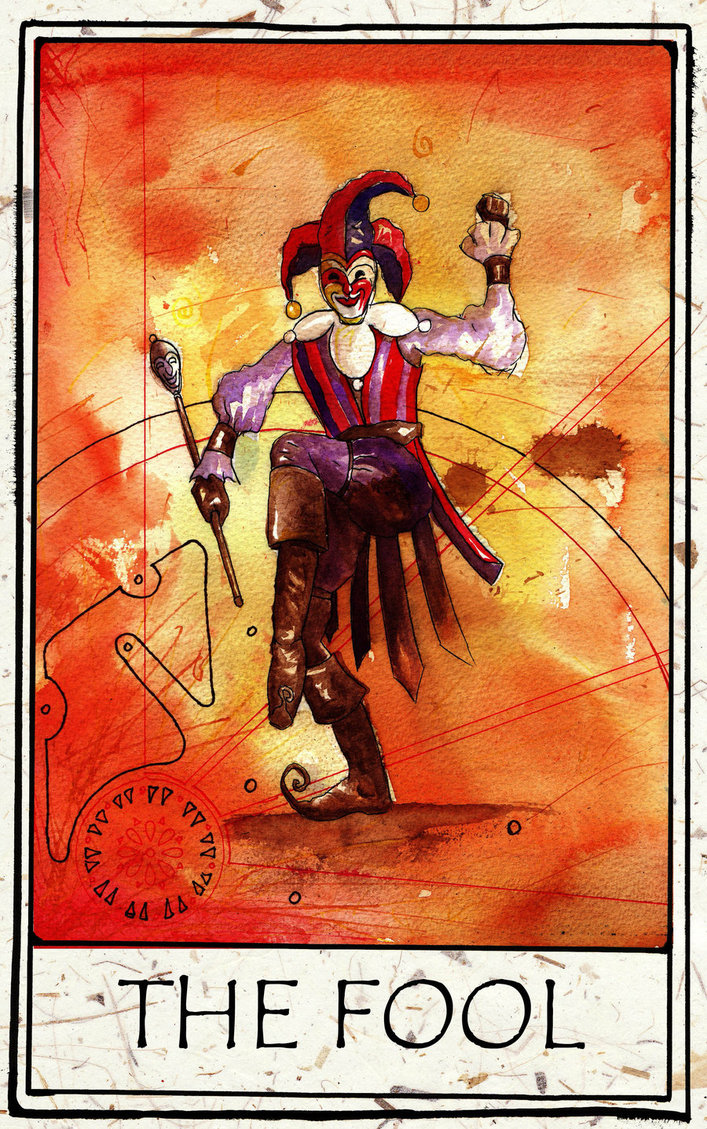 The Fool: Tarot Of The Origins